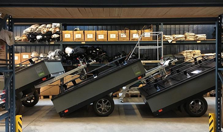 Combi-Camp Valley Pure Nordic Edition vouwwagens weer terug op voorraad